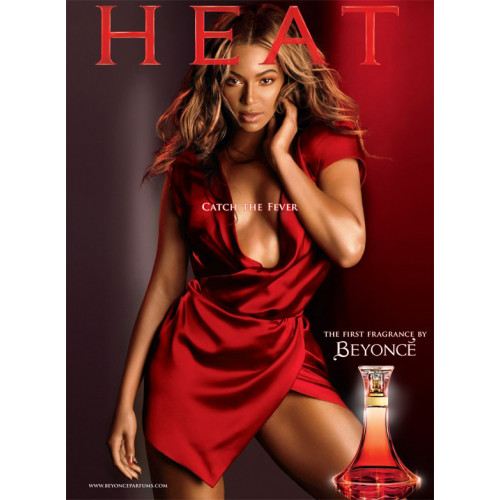 Beyonce Heat 100ml eau de parfum spray