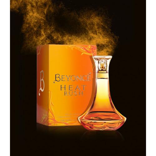 Beyonce Heat Rush 100ml eau de toilette spray