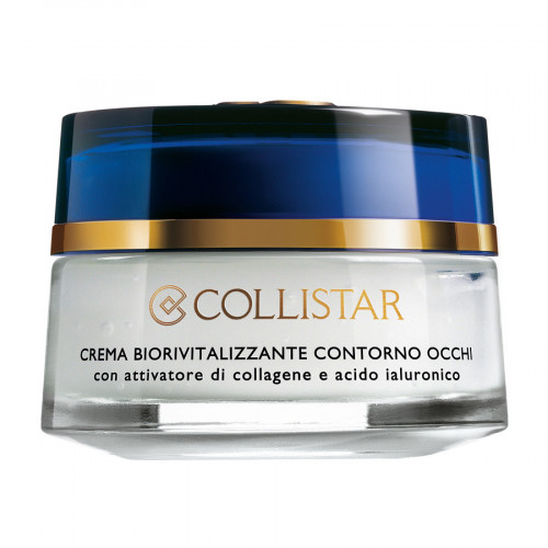 Collistar Anti Age Biorevitalizing Eye Contour Cream 15ml Droge Huid