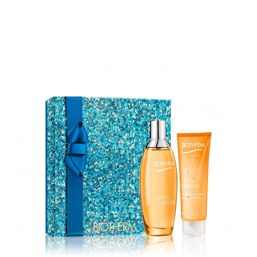 Biotherm Eau d'Energie Set 100ml eau de toilette spray + 75ml Showergel