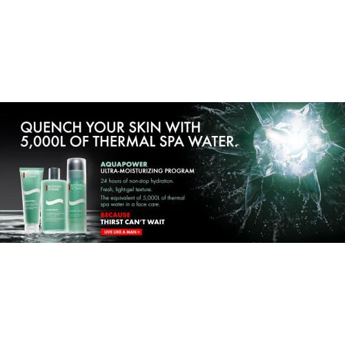 Biotherm Homme Aquapower Set Aquapower 75ml N/G + 50 ml Shaving Foam