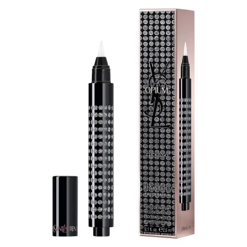 YSL Yves Saint Laurent Black Opium 2.5ml click & go eau de parfum