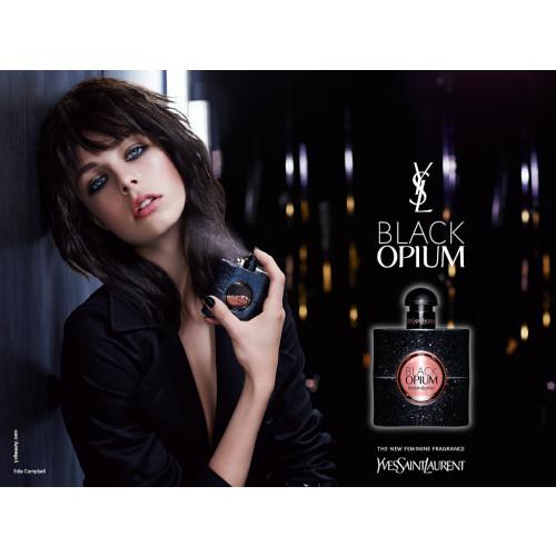 YSL Yves Saint Laurent Black Opium dry oil for body and hair 100ml