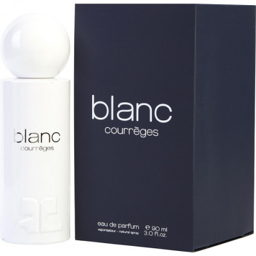 Courreges Blanc de Courrèges 90ml eau de parfum spray