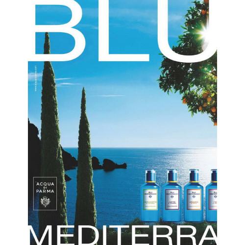 Acqua di Parma Blu Mediterraneo The Soap Harvest Set Chinotto di Liguria 70gr Powder Soap + Arancia di Capri 70gr Powder Soap + Bergamotto di Calabria 70gr Powder Soap