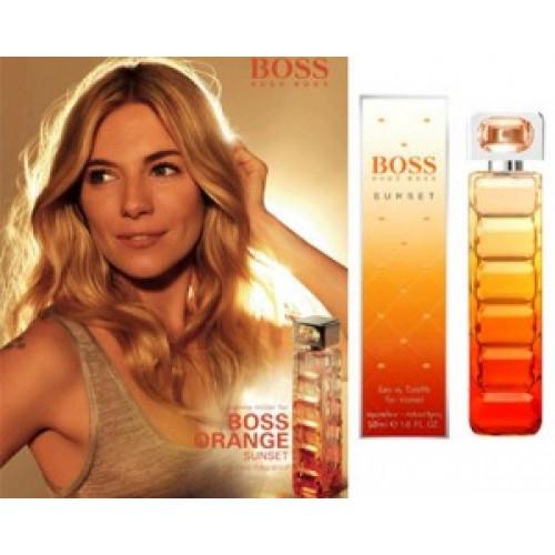 Hugo Boss Orange Sunset 75ml eau de toilette spray