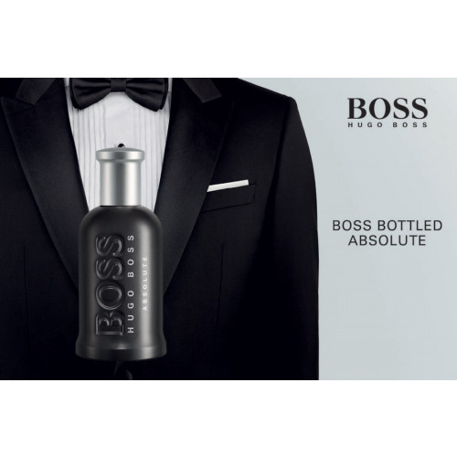 Boss Bottled Absolute 100ml eau de parfum spray