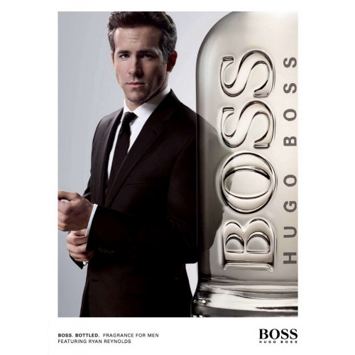 Hugo Boss Bottled 100ml Aftershave
