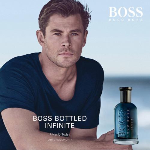Boss Bottled Infinite 100ml eau de parfum spray