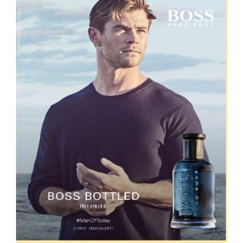 Boss Bottled Infinite set 50ml eau de parfum spray + 100ml showergel