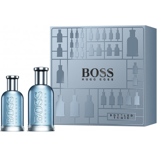 Boss Bottled Tonic Set 100ml eau de toilette spray + 30ml eau de toilette spray