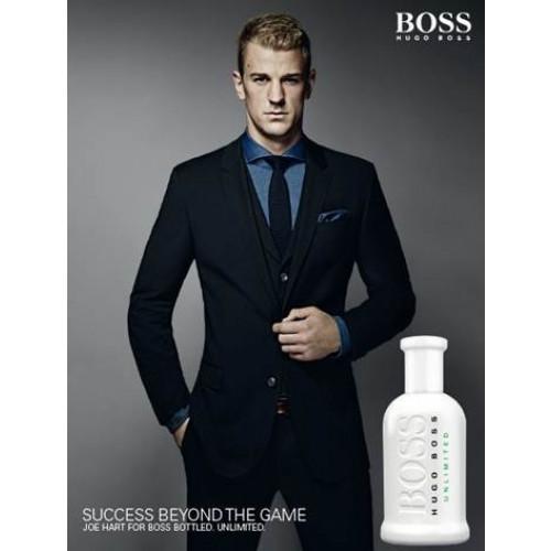 Boss Bottled Unlimited 100ml eau de toilette spray