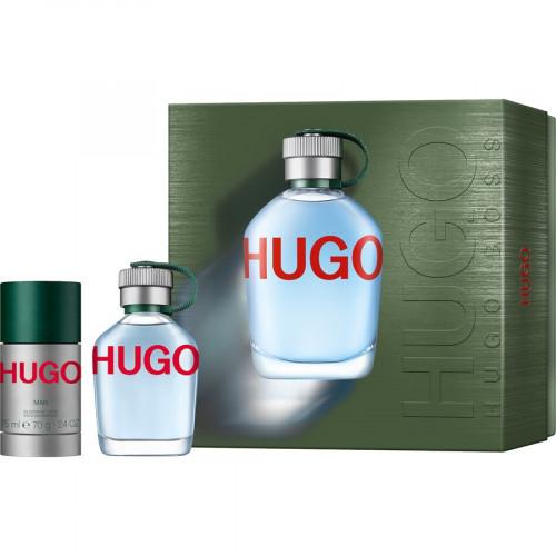 Boss Hugo Man Set 75ml edt + 75ml Deodorant Stick