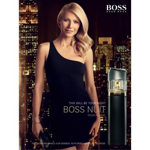 Boss Nuit Pour Femme 75ml eau de parfum spray