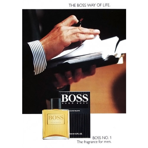 Boss Number One 125ml eau de toilette spray