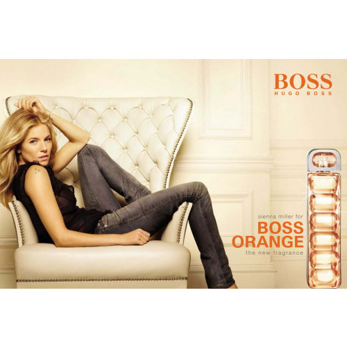Boss Orange Woman 50ml eau de toilette spray