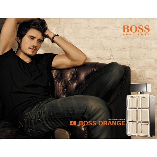 Hugo Boss Orange Man 100ml eau de toilette spray