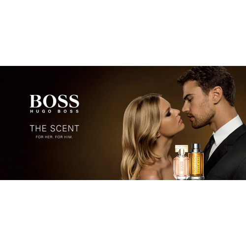 Boss The Scent For Her Set 100ml eau de parfum spray + 200ml Bodylotion