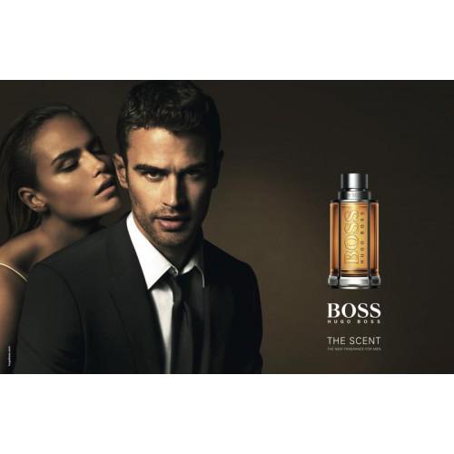 Boss The Scent 100ml eau de toilette spray + 75ml Deodorant Stick