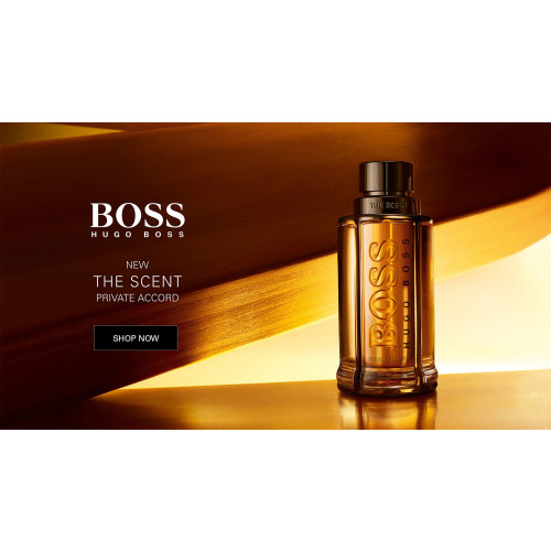 Boss The Scent Private Accord for Him 50ml eau de toilette spray