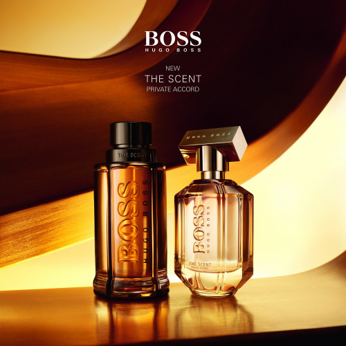 Boss The Scent Private Accord for Her 100ml eau de parfum spray