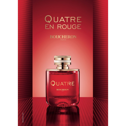 Boucheron Quatre En Rouge 50ml Eau de Parfum Spray