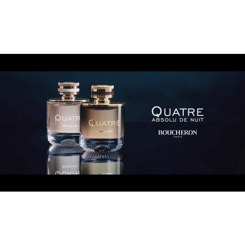 Boucheron Quatre Pour Femme Absolu de Nuit 50ml Eau de Parfum Spray