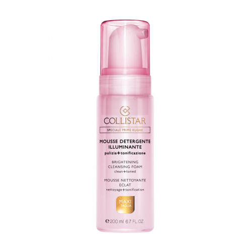 Collistar First Wrinkle Line Brightning Cleansing Foam 200ml