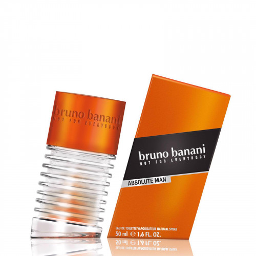 Bruno Banani Absolute Man 50ml eau de toilette spray