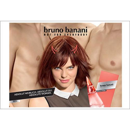 Bruno Banani Absolute Woman 60ml eau de toilette spray