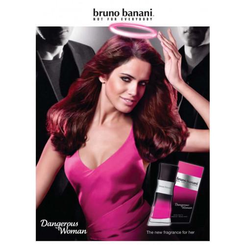 Bruno Banani Dangerous Woman 40ml eau de toilette spray