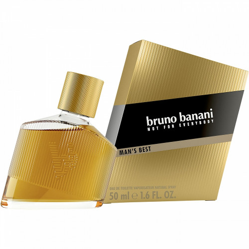 Bruno Banani Man's Best 50ml eau de toilette spray
