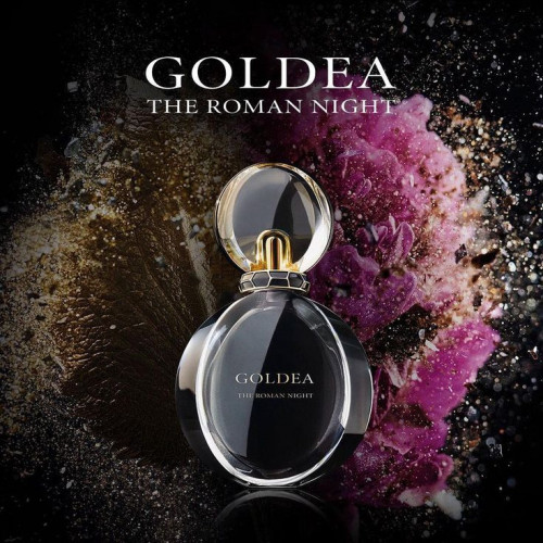 Bvlgari Goldea The Roman Night 100ml Bodylotion