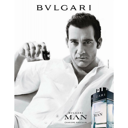 Bvlgari Man 100ml eau de toilette spray