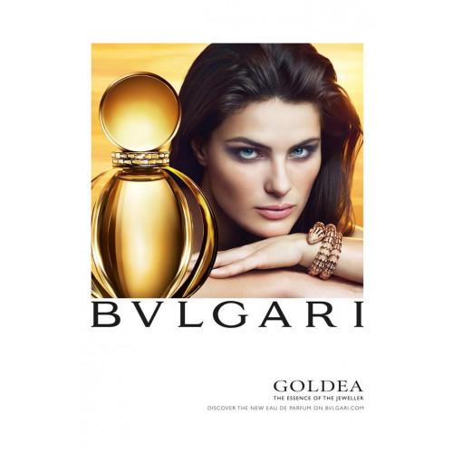 Bvlgari Goldea Set 90ml Eau de Parfum Spray + Toilettas
