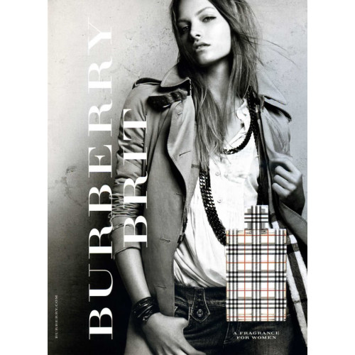 Burberry Brit Women 100ml eau de parfum spray