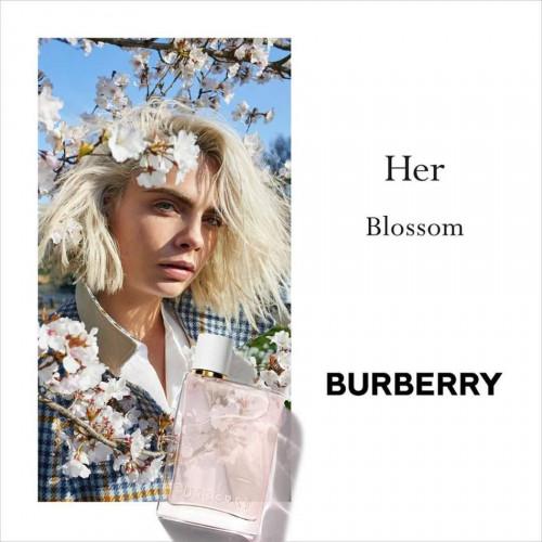 Burberry Her Blossom Set 100ml eau de toilette spray + 30ml eau de toilette  spray - Florale geuren - Geurnoten - Over Parfum - ParfumCenter.nl