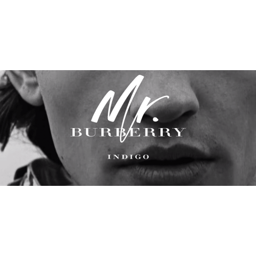 Burberry Mr.Burberry Indigo for Men 50ml eau de toilette spray