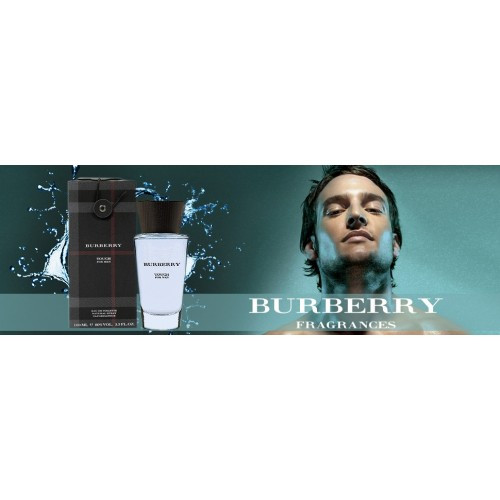 Burberry Touch for Men 100ml eau de toilette spray