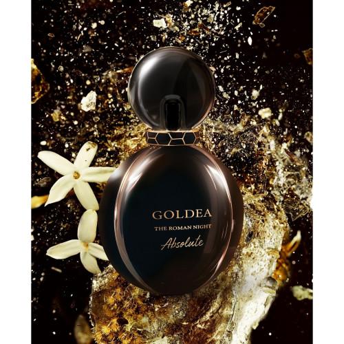 Bvlgari Goldea The Roman Night Absolute 50ml Eau de Parfum Spray