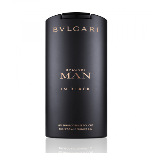 Bvlgari Man in Black 200ml Showergel