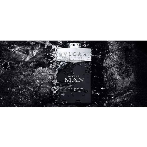 Bvlgari Man Black Cologne 100ml eau de toilette spray