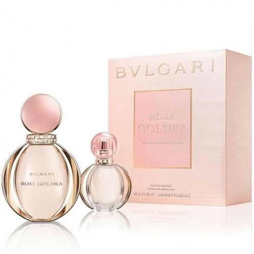 Bvlgari Rose Goldea Set 90ml Eau de Parfum Spray + 15ml Eau de Parfum Spray