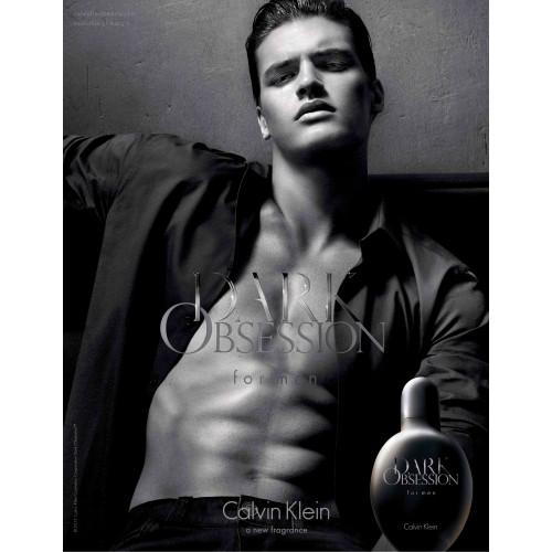 Calvin Klein Dark Obsession for Men 125ml eau de toilette spray