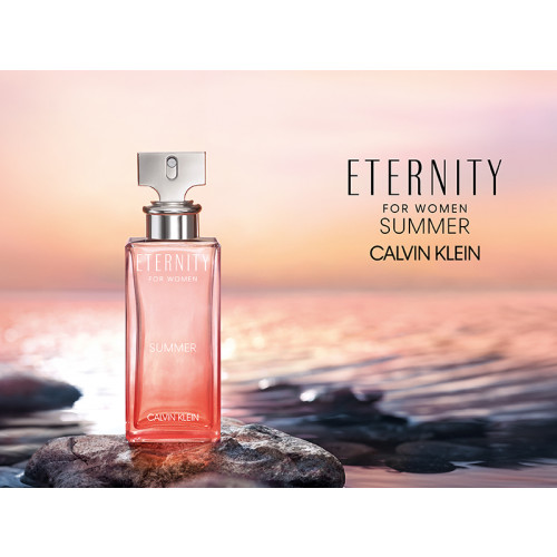 Calvin Klein Eternity Summer for women 2020 100ml eau de parfum spray