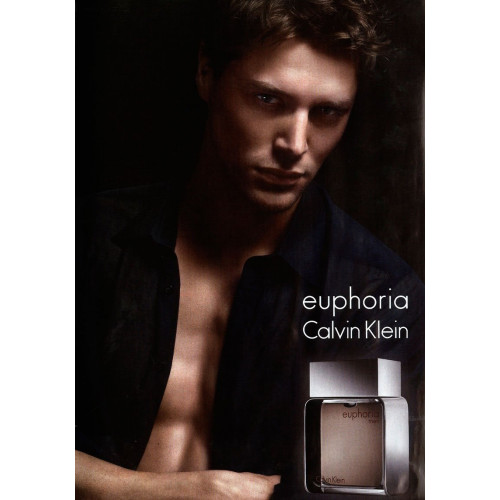 Calvin Klein Euphoria Men 100ml eau de toilette spray