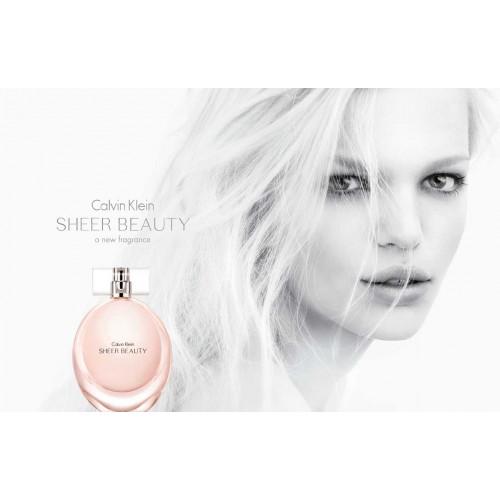 Calvin Klein Sheer Beauty 50ml eau de toilette spray