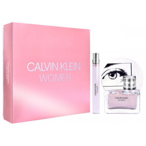 Calvin Klein Women Set 50ml eau de parfum spray + 10 ml eau de parfum spray