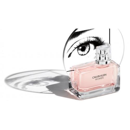 Calvin Klein Women Set 100ml eau de parfum spray + 100ml Bodylotion + 10ml edp Tasspray