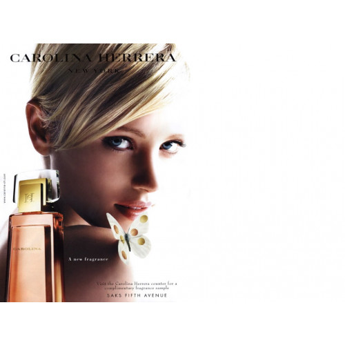 Carolina Herrera Carolina 200ml Bodylotion
